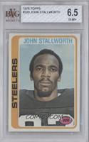 John Stallworth [BVG 6.5]