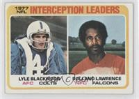 Lyle Blackwood, Rolland Lawrence [Good to VG‑EX]