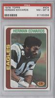 Herman Edwards [PSA 8]
