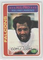 Rolland Lawrence [GoodtoVG‑EX]