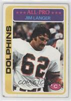 Jim Langer [Good to VG‑EX]
