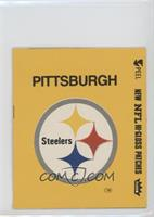 Pittsburgh Steelers Logo (Yellow Border)
