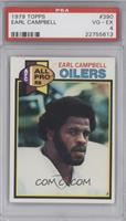 Earl Campbell [PSA 4]