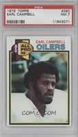 Earl Campbell [PSA 7]