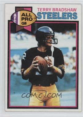 1979 Topps - [Base] #500 - Terry Bradshaw