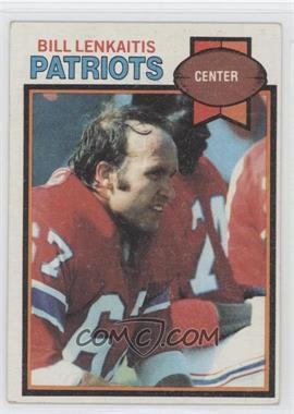 1979 Topps #116 - Bill Lenkaitis