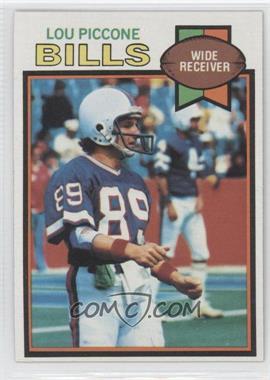 1979 Topps #148 - Lou Piccone