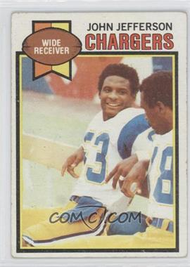 1979 Topps #217 - John Jefferson [Good to VG‑EX]