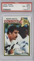 Randy White [PSA 8 (OC)]