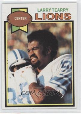 1979 Topps #316 - Larry Tearry