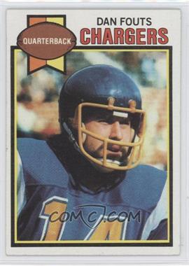 1979 Topps #387 - Dan Fouts