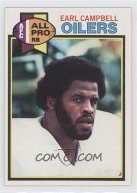 1979 Topps #390 - Earl Campbell