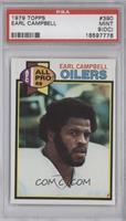 Earl Campbell [PSA9(OC)]