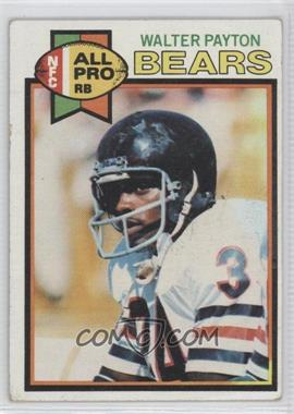 1979 Topps #480 - Walter Payton [GoodtoVG‑EX]