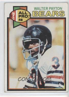 1979 Topps #480 - Walter Payton [Good to VG‑EX]