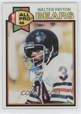 1979 Topps #480 - Walter Payton
