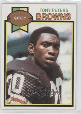 1979 Topps #506 - Tony Peters
