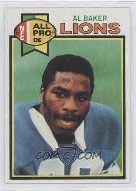 1979 Topps #75 - Al Baker