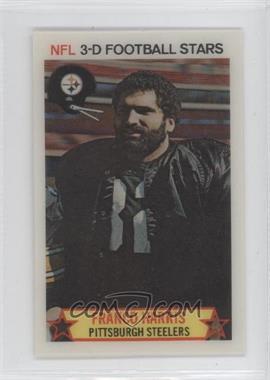 1980 Stop 'n Go NFL 3-D Football Stars #7 - Franco Harris