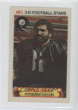 1980 Stop 'n Go NFL 3-D Football Stars #7 - Franco Harris