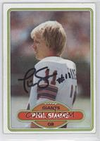 Phil Simms [PSA/DNA Certified Auto]