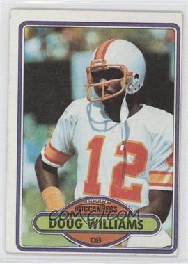 1980 Topps - [Base] #312 - Doug Williams