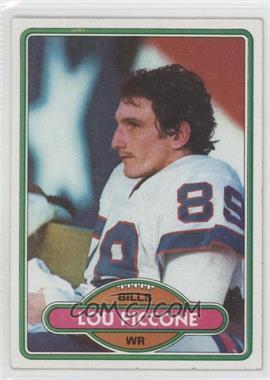 1980 Topps - [Base] #417 - Lou Piccone
