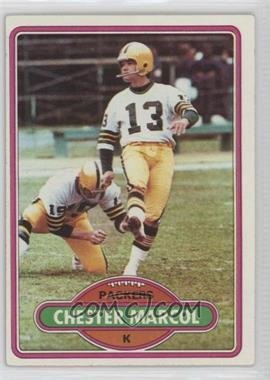1980 Topps - [Base] #431 - Chester Marcol