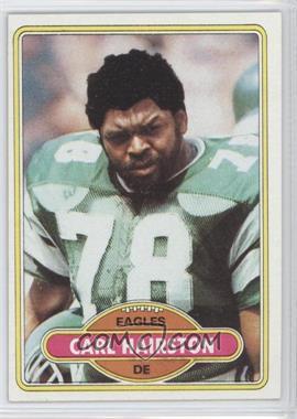 1980 Topps - [Base] #92 - Carl Hairston