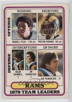 Los Angeles Rams (Wendell Tyler, Preston Dennard, Nolan Cromwell, Jim Youngbloo…