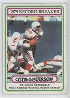 Ottis Anderson [Good to VG‑EX]