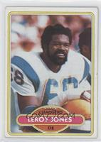 Leroy Jones [Good to VG‑EX]