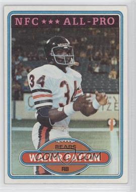 1980 Topps #160 - Walter Payton