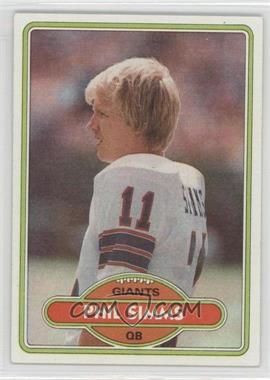 1980 Topps #225 - Phil Simms