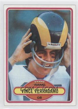 1980 Topps #239 - Vince Ferragamo