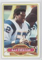 Ray Preston