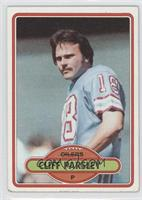 Cliff Parsley [Good to VG‑EX]