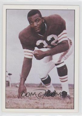 1981 TCMA Greats #8 - Jim Brown