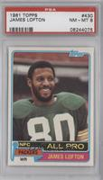 James Lofton [PSA 8]