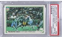 Philadelphia Eagles Team [PSA 10]