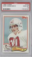 Don Hasselbeck [PSA10]