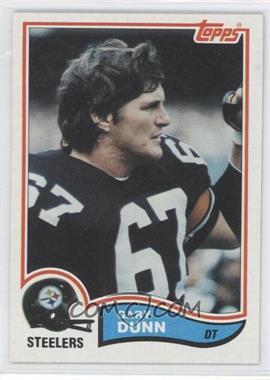 1982 Topps - [Base] #209 - Gary Dunn