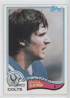 1982 Topps #17 - Bruce Laird