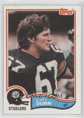1982 Topps #209 - Gary Dunn