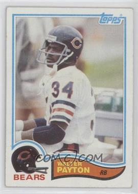 1982 Topps #302 - Walter Payton
