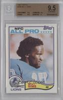 Billy Sims [BGS 9.5]