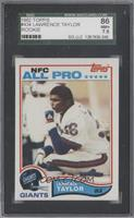 Lawrence Taylor [SGC 86]