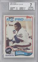 Lawrence Taylor [BGS 7]
