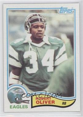 1982 Topps #454 - Hubie Oliver