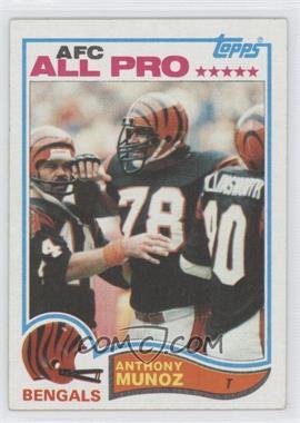 1982 Topps #51 - Anthony Munoz